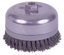 Weiler® Extra Heavy Duty Knot Wire Cup Brushes