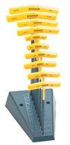 Bondhus® Balldriver® T-Handle Hex Key Sets