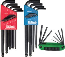 Eklind® Tool Ball-Hex-L™ & Torx® Sets
