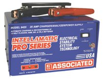 Associated Equipment Intellamatic PRO™ Chargers