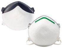 North Respiratory Protection SAF-T-FIT PLUS N1115 Particulate Respirators