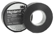 3M Electrical Highland™ Vinyl Commercial Grade Electrical Tapes