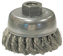Anderson Brush Knot Wire Cup Brushes For Small Angle Grinders-US & USC Series