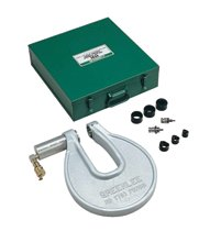 Greenlee® Portable C-frame Punches