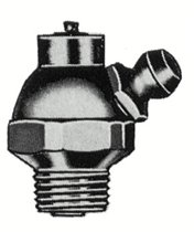 Alemite® Hydraulic Shut-Off Fittings