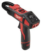Milwaukee® Electric Tools M12™ Cordless Clamp-Gun™ Clamp Meters
