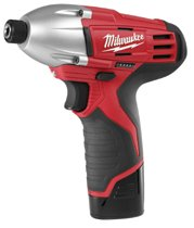 Milwaukee® Electric Tools M12™ Compact Impact Drivers