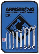 Armstrong Tools 6 Point Short Combination Wrench Sets