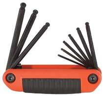 Eklind® Tool Ergo-Fold™ Hex Key Sets