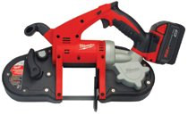 Milwaukee® Electric Tools M18™ Cordless Band Saws