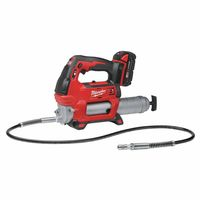 Milwaukee® Electric Tools M18™ Cordless 2-Speed Grease Guns