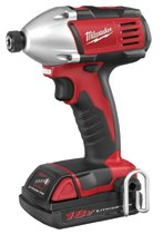 Milwaukee® Electric Tools M18™ Compact Impact Drivers