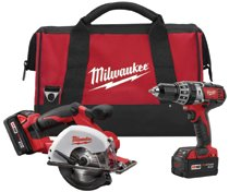 Milwaukee® Electric Tools M18™ Cordless Combo Kits
