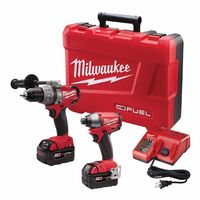 Milwaukee® Electric Tools M18 FUEL™ Cordless Combo Kits