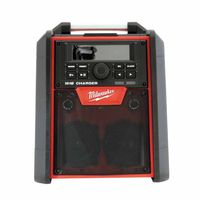 Milwaukee® Electric Tools M18™ Jobsite Radio/Charger