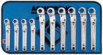 Armstrong Tools Ratcheting Flare Nut Wrench Sets