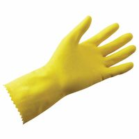 Ansell Flock-Lined Latex Gloves