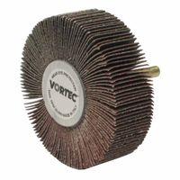 Weiler® Vortec Pro® Mounted Flap Wheels