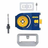 Irwin® Wood Door Lock Installation Kits