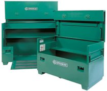 Greenlee® Flat-Top Box Chest