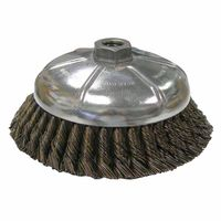 Weiler® Vortec Pro® Knot Wire Cup Brushes