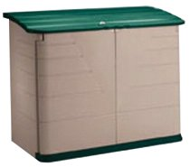Rubbermaid Commercial Horizontal Storage Sheds