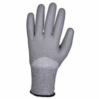 Jackson Safety* G60 Level 3 Polyurethane Knuckle-Coated Cut Resistant Gloves