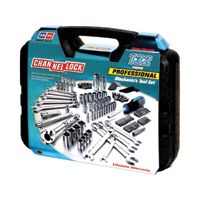Channellock® 132 Pc. Mechanic's Tool Sets