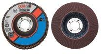 CGW Abrasives Flap Discs, A3 Aluminum Oxide, Regular