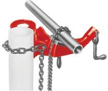 Ridgid® Top Screw Post Chain Vises