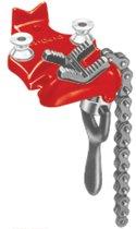 Ridgid® Bottom Screw Bench Chain Vises