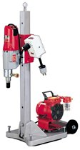 Milwaukee® Electric Tools Contractor-Plus Diamond Coring Rigs