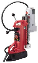 Milwaukee® Electric Tools Electromagnetic Drill Presses