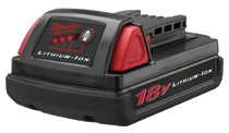 Milwaukee® Electric Tools 18V Compact Batteries