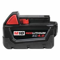 M18™ REDLITHIUM™ XC 4.0 Extended Capacity Battery Packs