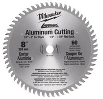 Milwaukee® Electric Tools Endurance® Aluminum Circular Saw Blades