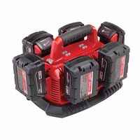 Milwaukee® Electric Tools M18™ Six Pack Sequential Charger