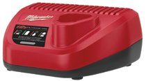 Milwaukee® Electric Tools M12™ Lithium-Ion Battery Chargers