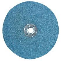 CGW Abrasives Resin Fibre Discs, Zirconia