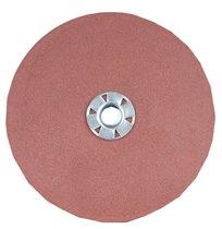 CGW Abrasives Resin Fibre Discs, Aluminum Oxide, Quick-Lock