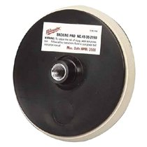 Milwaukee® Electric Tools Hook & Loop Backing Pads