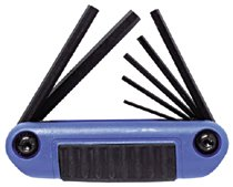 Proto® 7 Pc. Metric Folding Hex Key Sets