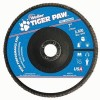 Weiler® Tiger Paw™ Super High Density Flap Discs