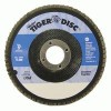 Weiler® Tiger Disc® Flat Style Flap Discs