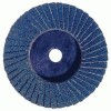Weiler® Big Cat® High Density Angled Style Flap Discs