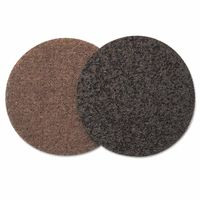 Weiler® Non-Woven Style Conditioning Discs, Hook & Loop