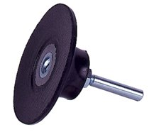 Weiler® Plastic Button Style Back-Up Pads