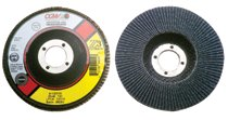 CGW Abrasives Flap Discs, Z3 - Ultimate 100% Zirconia