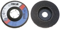 CGW Abrasives Flap Discs, Silicon Carbide, Regular