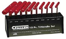 Allen™ Cushion-Grip Hex Key Sets